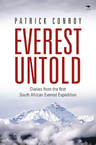 Everest Untold - Pat Conroy (Paperback) - Cover