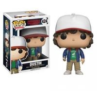 Funko Pop! Television - Stranger Things Dustin with Compass Pop Vinyl Figure