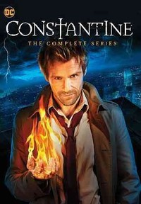 Constantine: The Complete Series (Region 1 DVD) - Cover