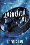 Generation One - Pittacus Lore (Hardcover)