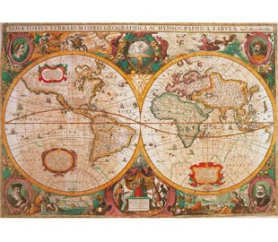 Clementoni world map high quality collection puzzle 1000 pieces clementoni world map high quality collection puzzle 1000 pieces cover gumiabroncs Image collections