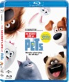 The Secret Life of Pets (Blu-ray) Cover