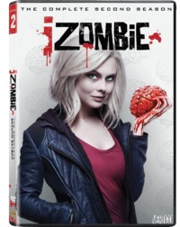 iZombie - Season 2 (DVD)