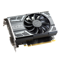 EVGA nVidia GeForce GTX 1050Ti SuperClocked 4GB GDDR5 128Bit Graphics Card - Cover