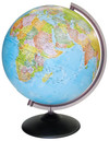 Corallo (30cm) Political Non-Illuminated Globe