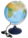 Elite Political/Physical (30cm) Illuminated Globe