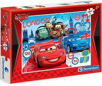 Clementoni - Cars 2 Puzzle (180 Pieces) - Cover