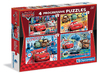 Clementoni - Cars 2 Puzzle (20, 60, 100, 180 Pieces) Cover