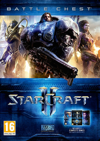 Starcraft II Battle Chest (PC/Mac)