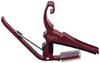 Kyser Trigger Guitar Capo (Red)