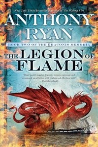 The Legion of Flame - Anthony Ryan (Hardcover)