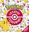 Pokemon: Pokemon Creative Colouring: Official - Pokemon (Paperback) Cover