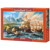 Castorland - An Adventure to the New World Puzzle (1500 Pieces)