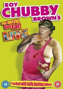 Stand Roy chubby up brown