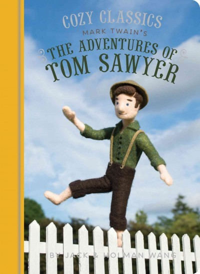 a review of mark twains adventures of tom sawyer Twain is exceptional, 'the adventures of tom sawyer', 'the adventures of huckleberry finn', 'tom sawyer abroad' and 'tom sawyer detective' the extras to this volume make it a collection to thoroughly enjoy.