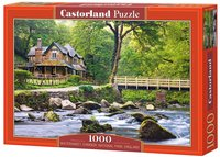 Castorland - Watersmeet, Exmoor National Park, England Puzzle (1000 Pieces) - Cover