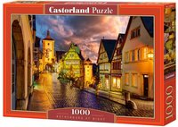 Castorland - Rothenburg at Night Puzzle (1000 Pieces) - Cover