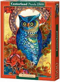 Castorland - Hoot, David Galchutt Puzzle (1500 Pieces) - Cover