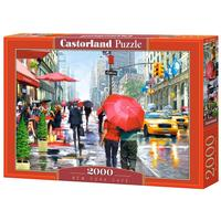 Castorland - New York Cafe Puzzle (2000 Pieces)