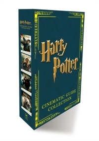 Harry Potter: Cinematic Guide Boxed Set - Scholastic (Hardcover) - Cover