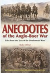 Anecdotes of the Anglo-Boer War - Rob Milne (Paperback)