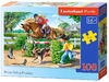 Castorland - Horse Riding Holidays Puzzle (108 Pieces)