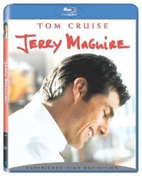 Jerry Maguire (Blu-ray) - Cover