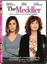 The Meddler (DVD) - Cover
