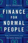 Finance for Normal People - Meir Statman (Hardcover)