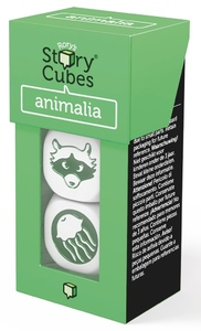 Rory's Story Cubes - Animalia (Dice Game) - Cover