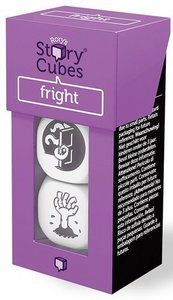 Rory's Story Cubes: Fright - Cover