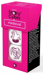 Rory's Story Cubes: Medieval - Cover