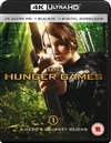 Hunger Games (4K Ultra HD + Blu-ray) Cover