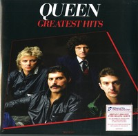 Queen - Greatest Hits (Vinyl) - Cover