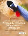 Introduction To Personality, Individual Differences And Intelligence - Nick Haslam (Hardcover)