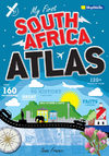 My First South Africa Atlas - Sean Fraser (Paperback)
