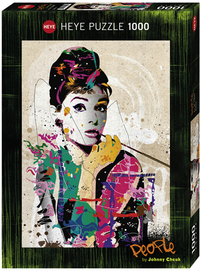 Heye - Audrey Puzzle (1000 Pieces) - Cover