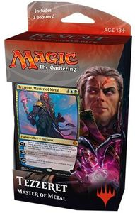 Magic: The Gathering Aether Revolt Planeswalker Deck - Cover