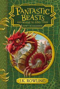 Fantastic Beasts & Where to Find Them - J. K. Rowling (Hardcover) - Cover