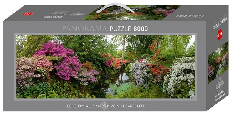 heye bodnant garden humboldt panorama puzzle 6000. Black Bedroom Furniture Sets. Home Design Ideas