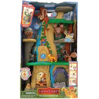 Lion Guard - Training Lair Playset With 2 Figures