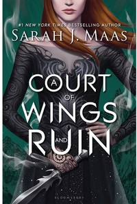 A Court of Wings and Ruin - Sarah J. Maas (School And Library) - Cover