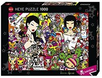 Heye - Cocktail Party Puzzle (1000 Pieces) - Cover