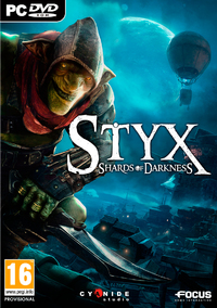 Styx: Shards of Darkness (PC) - Cover