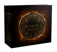Theomachy: The Warrior Gods - Cover