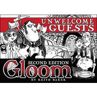 Gloom Unwelcome Guests: Second Edition (Card Game)