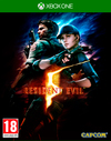 Resident Evil 5 HD (Xbox One) Cover