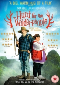 Hunt for the Wilderpeople (DVD) - Cover