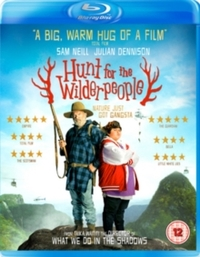 Hunt for the Wilderpeople (Blu-ray) - Cover