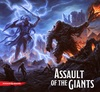 Dungeons & Dragons - Assault of the Giants (Board Game) Cover